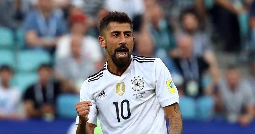 Hoffenheim, Kerem Demirbayın sözleşmesini uzattı