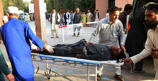 Death toll from suicide bombing in Afghanistan climbs to 36