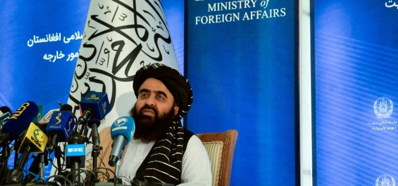 TALIBAN WILLING TO DEVELOP STRONG RELATIONS WITH TURKEY