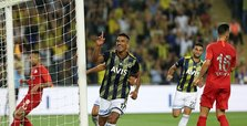 Fenerbahçe trounce Gazişehir Gaziantep 5-0