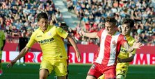 Newcomer Girona loses again in Spanish league