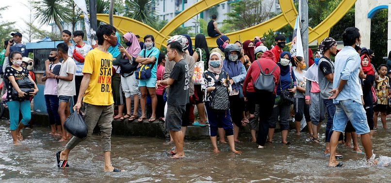 INDONESIA REPORTS BIGGEST SINGLE-DAY RISE IN COVID-19 CASES