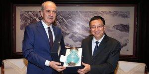 Kültür ve Turizm Bakanı Kurtulmuş: Hedef bir milyon Çinli turist