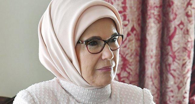 Emine Erdoğan: Şule Yüksel Şenler benim için sabrın ve adanmışlığın hayattaki karşılığıydı