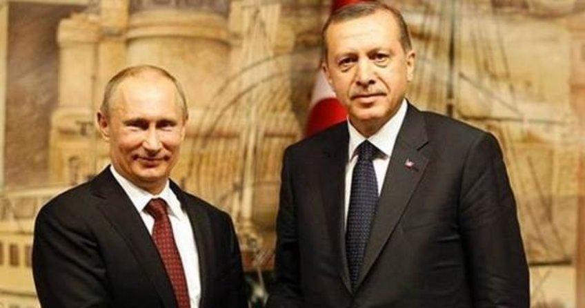 Kremlin'den flaş Erdoğan-Putin açıklaması