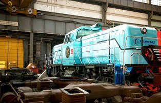 Turkey's first hybrid locomotive to join Turkish State Railways fleet