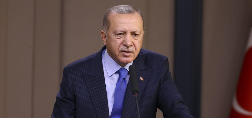 TURKEY WILL CONTINUE TO DEPORT DAESH TERRORISTS, ERDOĞAN SAYS