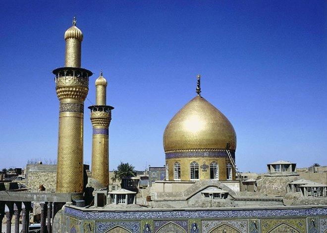 İmam Hüseyin Camii / Kerbela, Irak