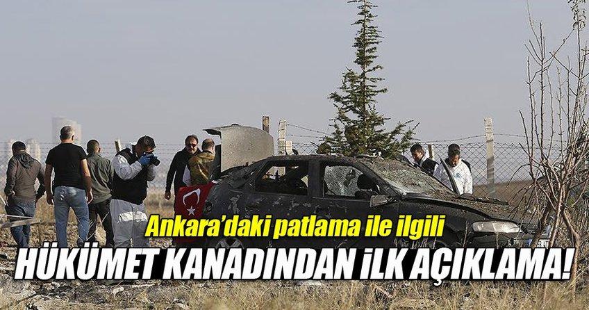 Bozdağ'dan Ankara'daki canlı bombalar hakkında ilk açıklama