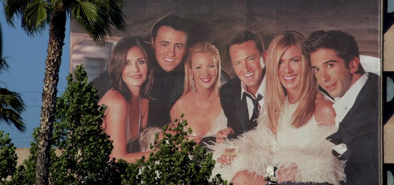 FRIENDS: THE ONE WITH THE LONG-AWAITED REUNION