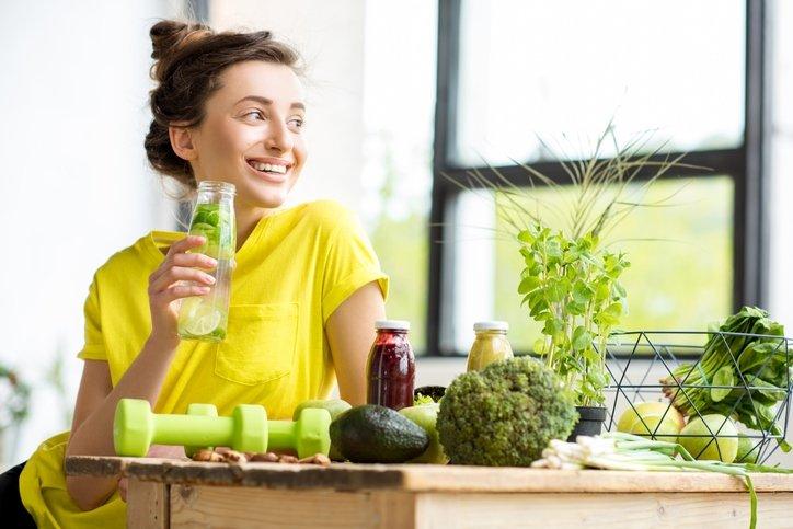 Yılbaşından sonra kendinizi daha sağlıklı hissedin!