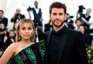 Miley Cyrus ve Liam Hemsworth ayrıldı