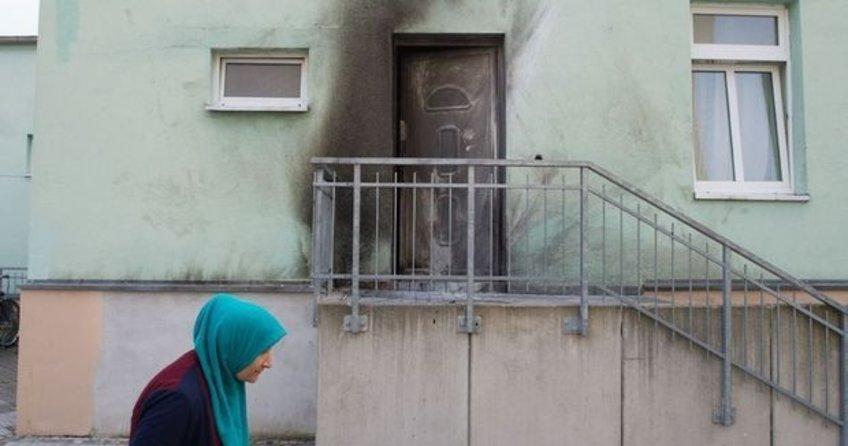 Almanya'nın Dresden kentinde iki ayrı noktada patlama