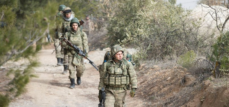 120 STRATEGIC AREAS FREED FROM TERRORISTS SINCE BEGINNING OF TURKEYS AFRIN OPERATION