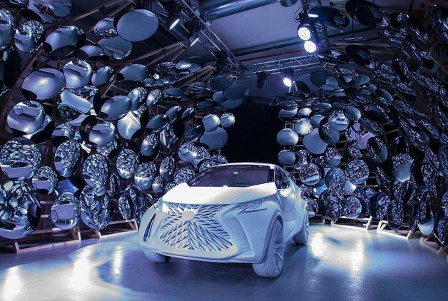Lexus, 2018 Milano Tasarım Haftası'nda vizyonunu sergileyecek
