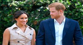 Prens Harry ile Meghan Markleın Netflix Projesi: Invictusun Kalbi