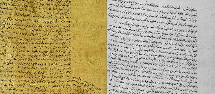Kanuni ile Hürrem Sultanın sevdası devlet arşivlerinde