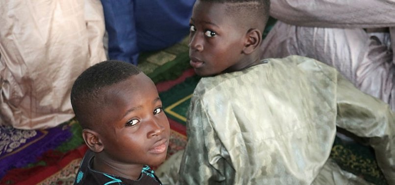 TURKISH VOLUNTEERS EXTEND RELIEF TO SENEGALESE ORPHANS