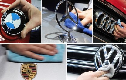 Alman otomotiv sektörüne kartel incelemesi