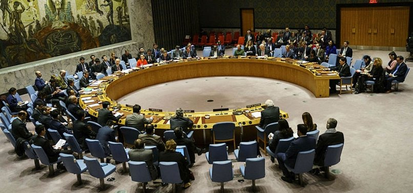 UK CALLS FOR UN SECURITY COUNCIL MEETING OVER SPY POISONING