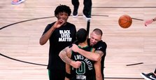 Celtics advance to East final; Nuggets force Game 6