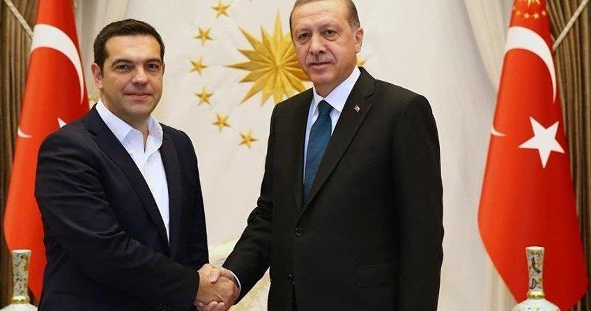 Kıbrıs'taki tıkanıklığı Çipras-Erdoğan giderecek