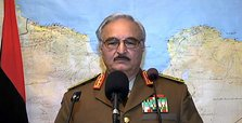 Putschist general Haftar lifts blockade on oil production
