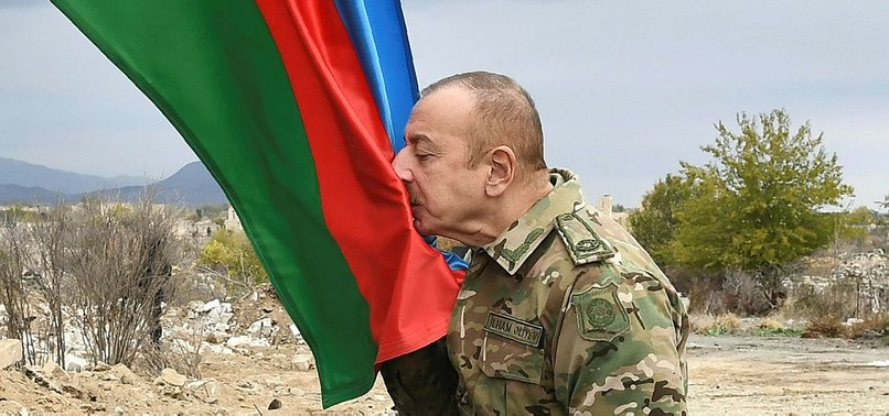 ILHAM ALIYEV: AZERBAIJAN WILL RESTORE, REVIVE ALL LIBERATED LANDS
