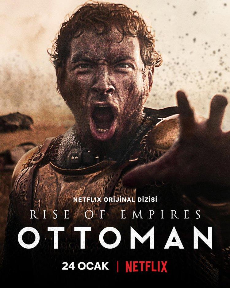 Netflix'ten Osmanlı dizisi Rise of Empires: Ottoman