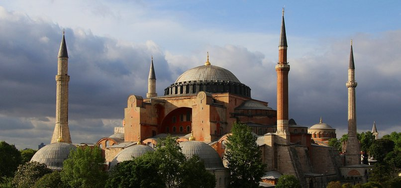 HISTORIC HAGIA SOPHIA WELCOMES 31M VISITORS IN 12 YEARS