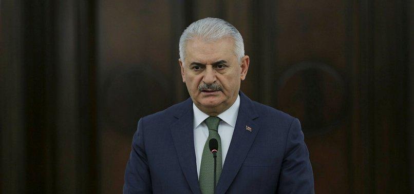 COUNTERING TERROR TURKEYS MOST LEGITIMATE RIGHT - PM YILDIRIM