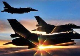 Kuzey Irak'ın Zap bölgesinde 9 terörist etkisiz hale getirildi
