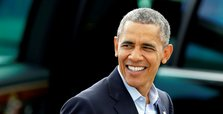 Obama says Biden 'nailed' VP pick with Harris