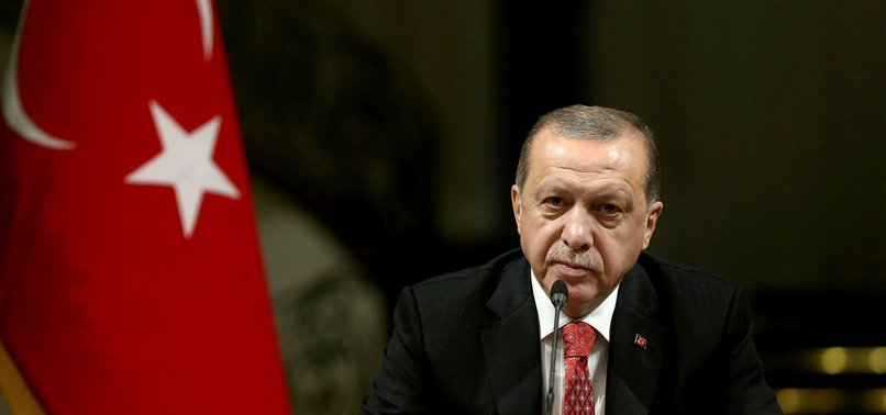 TURKEY`S ERDOĞAN SAYS HALKBANK COULD SUE US IN IRAN SANCTIONS CASE