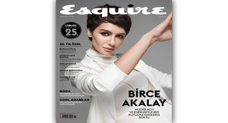 Esquire Türkiye 25. yıl özel, Kasım 2018