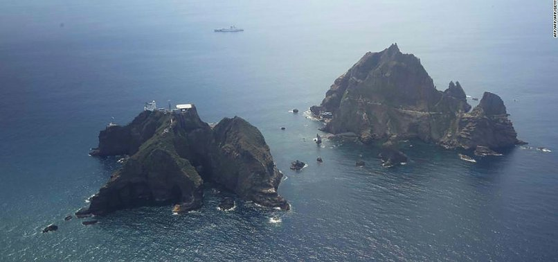 SKOREA PROTESTS JAPAN TEXTBOOK CLAIM ON DISPUTED ISLETS
