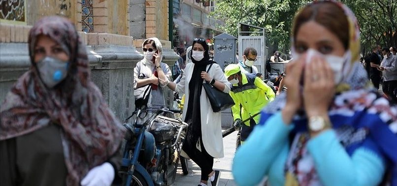IRAN RECORDS HIGHEST COVID-19 CASES SINCE DEADLY OUTBREAK