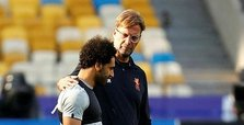Klopp says Salah 'full of power' for Champions League final