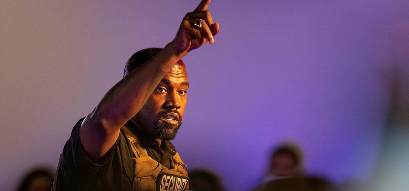 KANYE WEST SUES TO BE LISTED ON WEST VIRGINIA BALLOT
