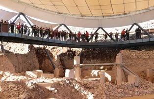 Nearly 200,000 visit Turkey's Göbeklitepe amid pandemic
