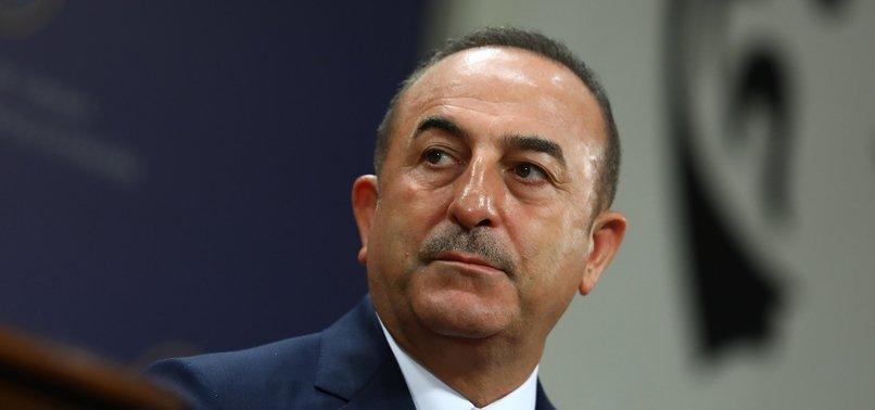 TURKEY WILL CONTINUE DEFENDING PALESTINIAN CAUSE, FM ÇAVUŞOĞLU SAYS