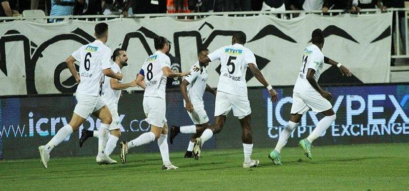 ALTAY EARN 2-1 COMEBACK WIN OVER BEŞIKTAŞ IN TURKISH SUPER LEAGUE GAME
