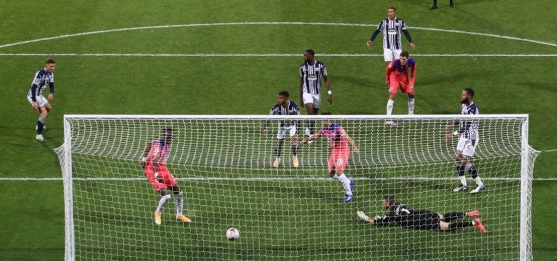 CHELSEA COME FROM 3 GOALS DOWN TO DRAW AT WEST BROM 3-3