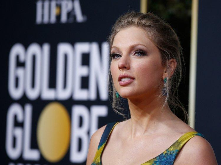 2020 Golden Globe güzellik görünümleri