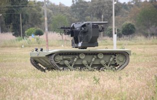 Turkish defense firm Aselsan to produce unmanned mini-tank