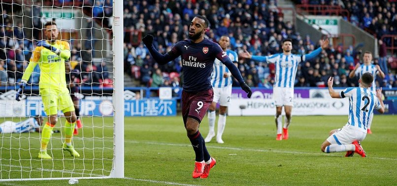 IWOBI, LACAZETTE LEAD ARSENAL TO WIN AT HUDDERSFIELD