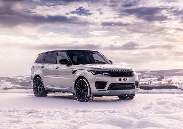 İlk bakış: Land Rover Range Rover Sport HST