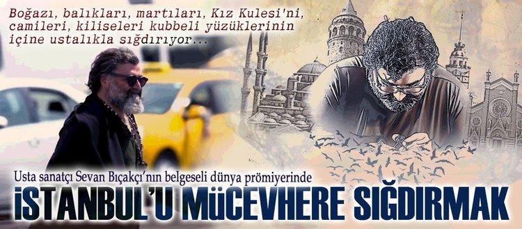 İstanbulu Mücevhere Sığdıran Ustanın belgeseli izleyiciyle buluştu