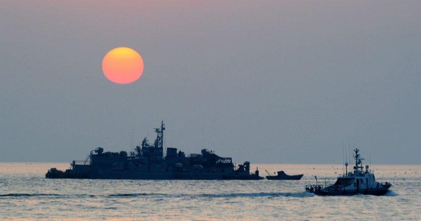 Güney Kore ile Çin arasında 'tekne' gerilimi