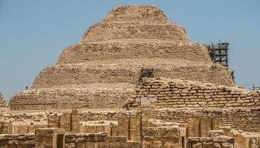En Eski Piramit ZOSER Hakkında Yeni Bir Sır Ortaya Atıldı